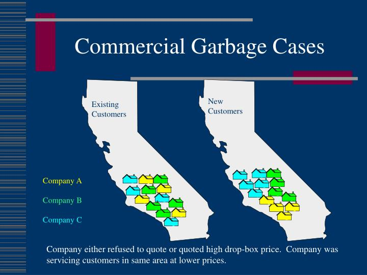 Commercial Garbage Cases
