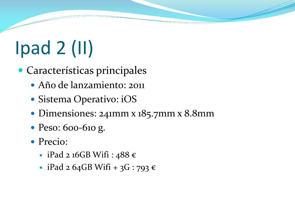 Ipad 2 (II)