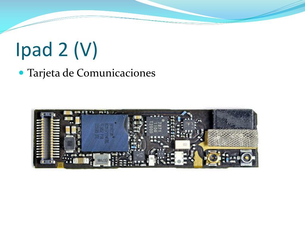 Ipad 2 (V)