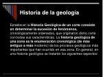 historia de la geolog a5