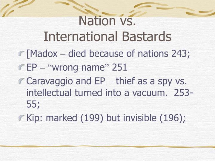 Nation vs.