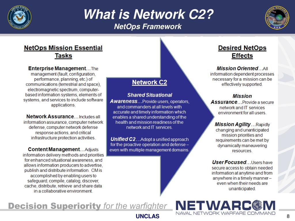 PPT - NGEN and the Future of Navy Network Command and