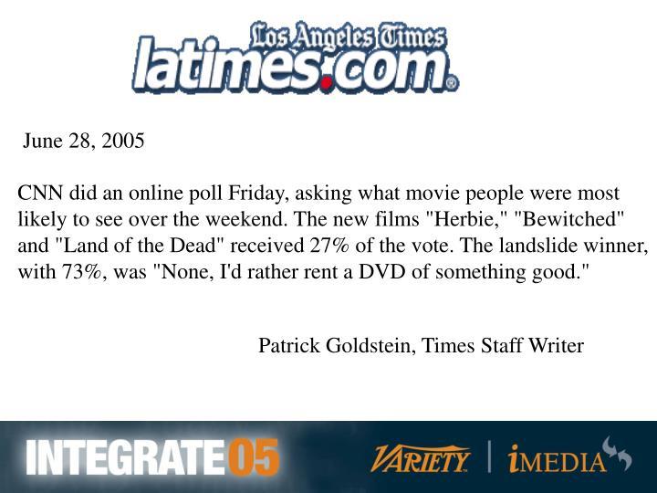 June 28, 2005