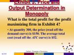 exhibit 3 price and output determination in monopoly1