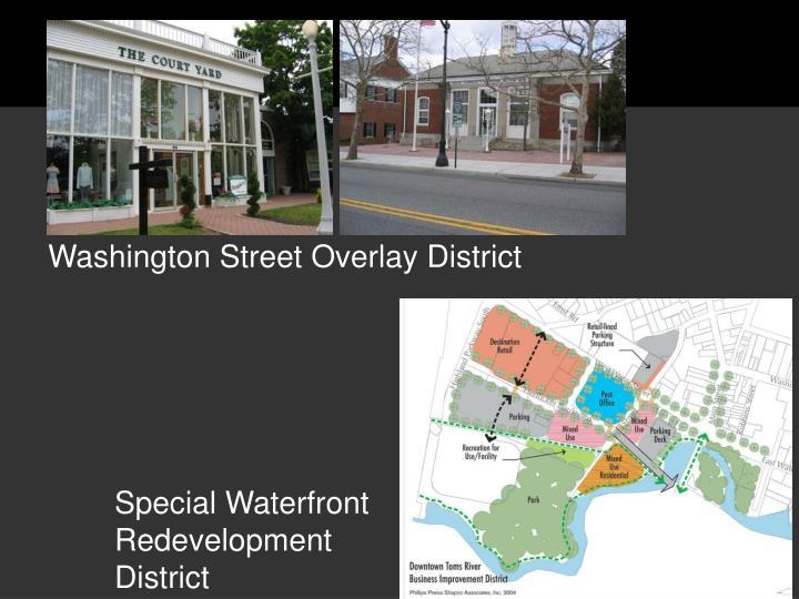 Washington Street Overlay District