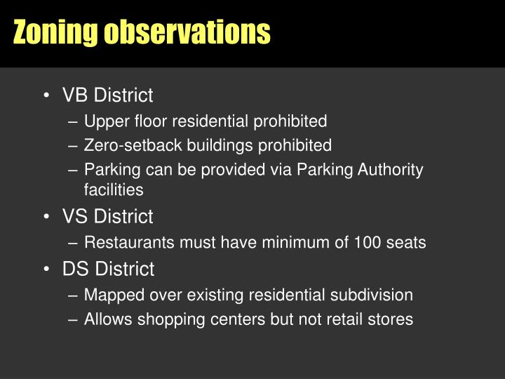 VB District