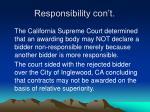 responsibility con t1