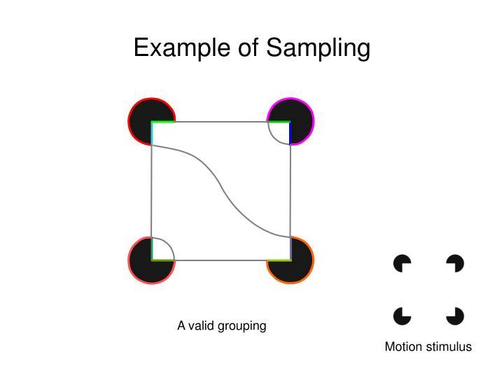 Motion stimulus
