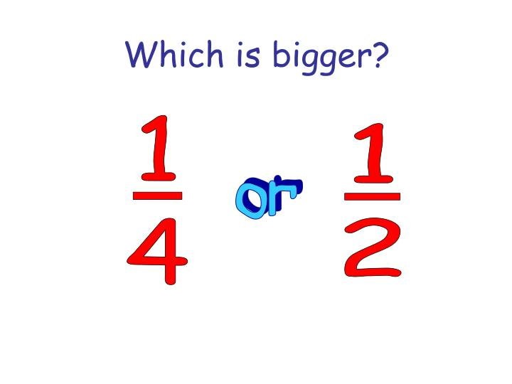 which is bigger n.
