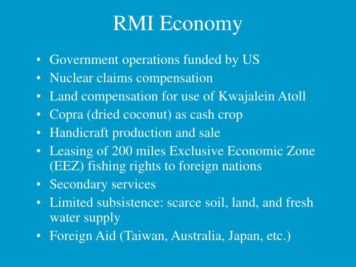 RMI Economy