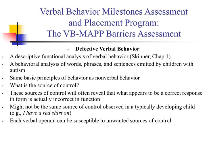 what is behavioural assessment Practical fba participant's guide page 3 functional behavioral assessment and positive behavior support functional behavioral assessment has been.