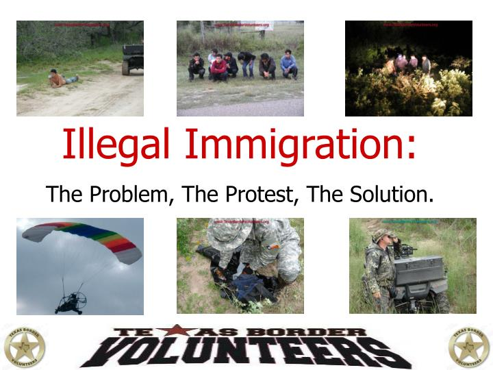 Illegal Immigration:
