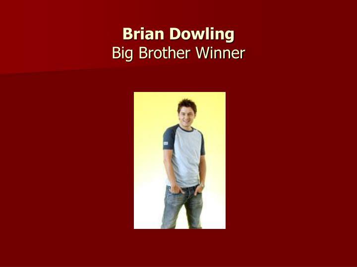 Brian Dowling