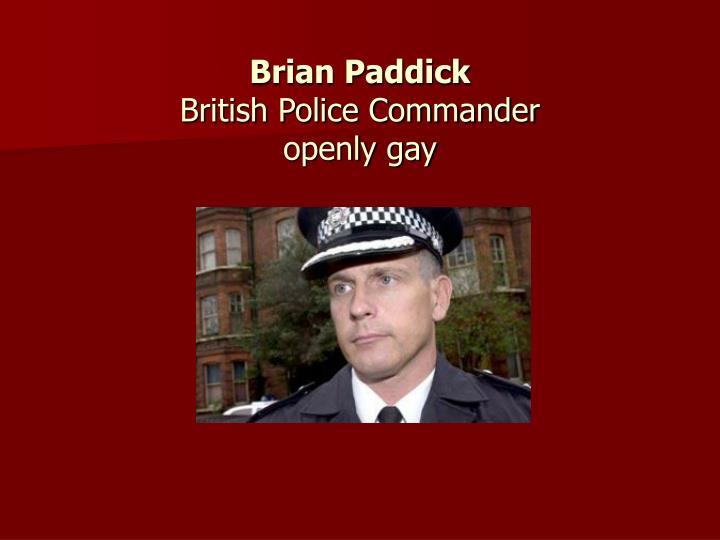 Brian Paddick