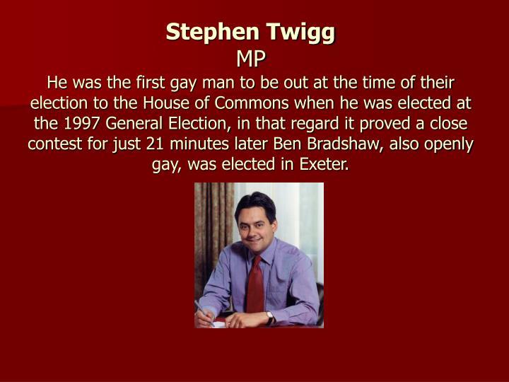 Stephen Twigg