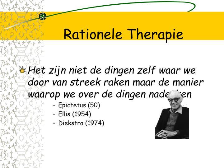 Rationele Therapie