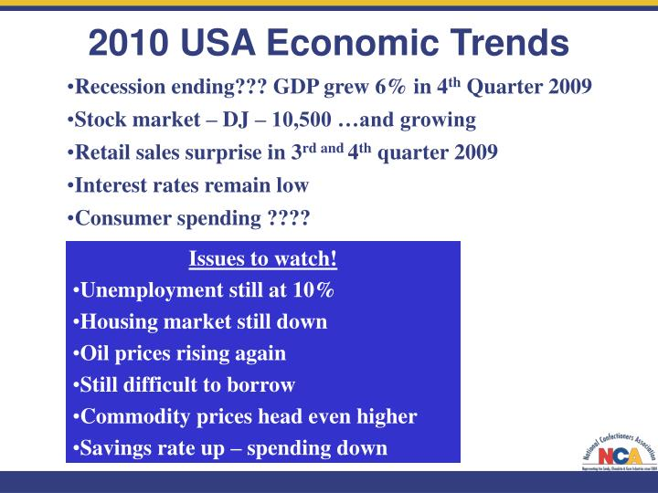 Recession ending??? GDP grew 6% in 4