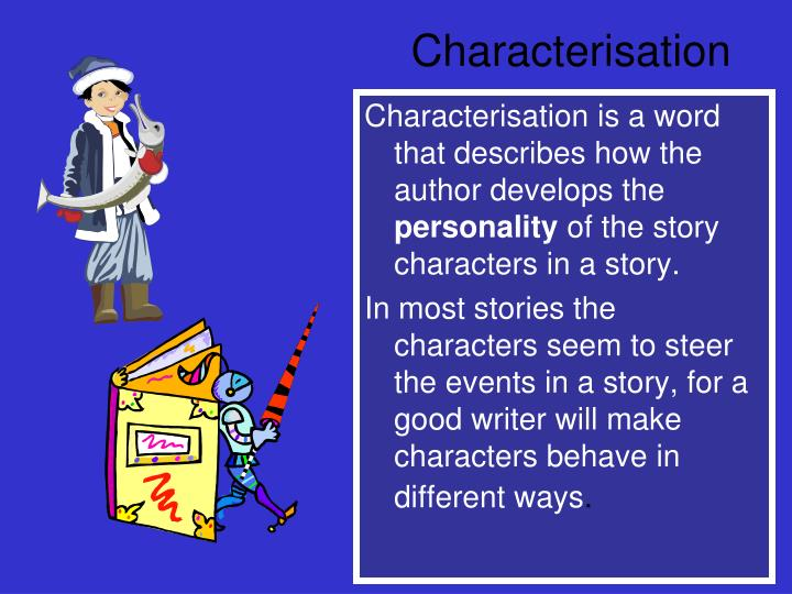 Characterisation1