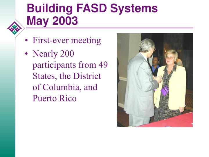 Building FASD Systems