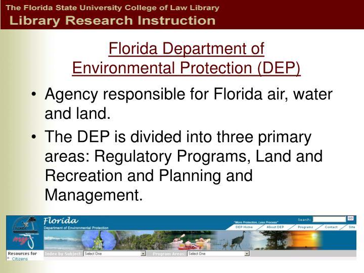 Florida Department of