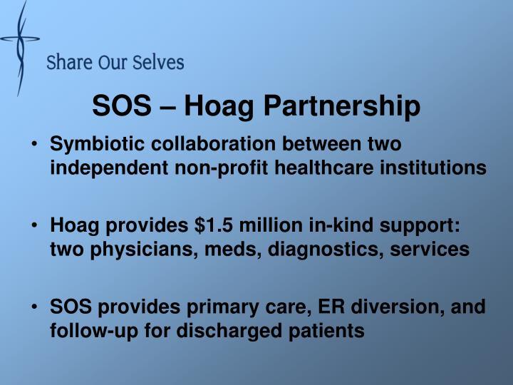 SOS – Hoag Partnership