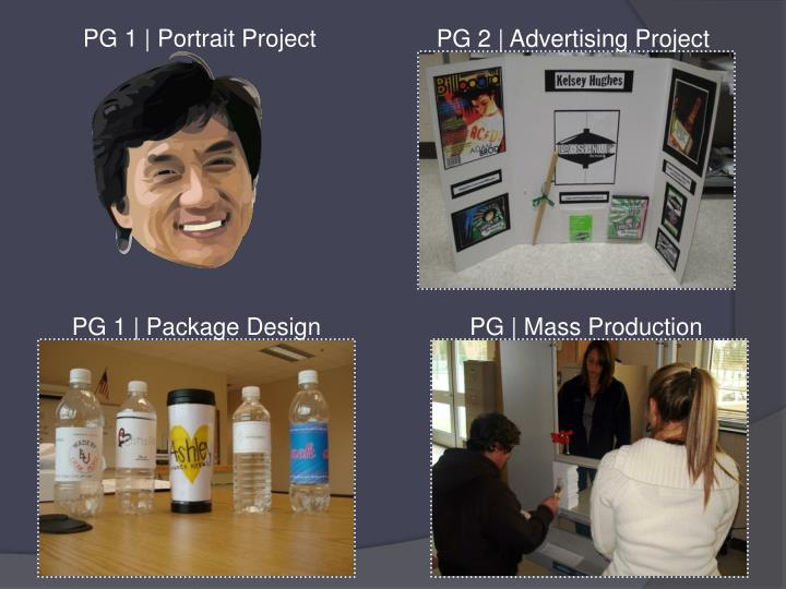 PG 1 | Portrait Project