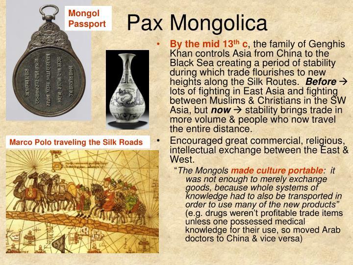 Mongol Passport
