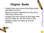 chapter books1