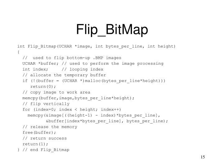 Flip_BitMap