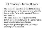 uk economy recent history