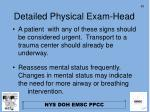 detailed physical exam head1