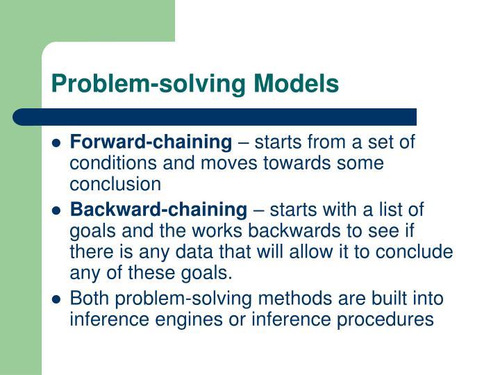 Problem-solving Models