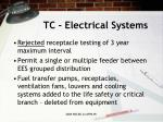 tc electrical systems2