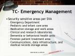 tc emergency management2