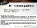 tc medical equipment3