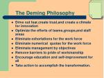 the deming philosophy1
