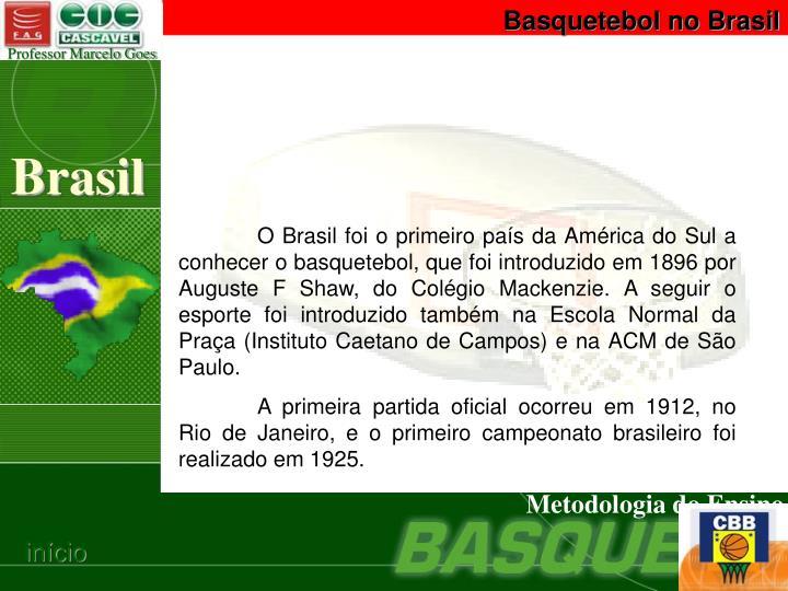 Basquetebol no Brasil