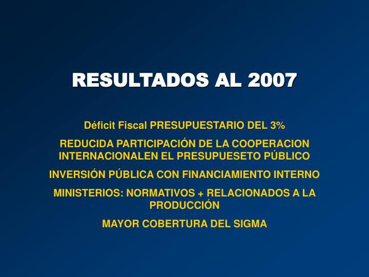 Déficit Fiscal PRESUPUESTARIO DEL 3%