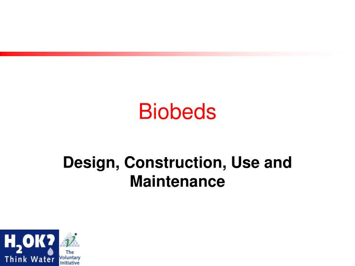 Biobeds