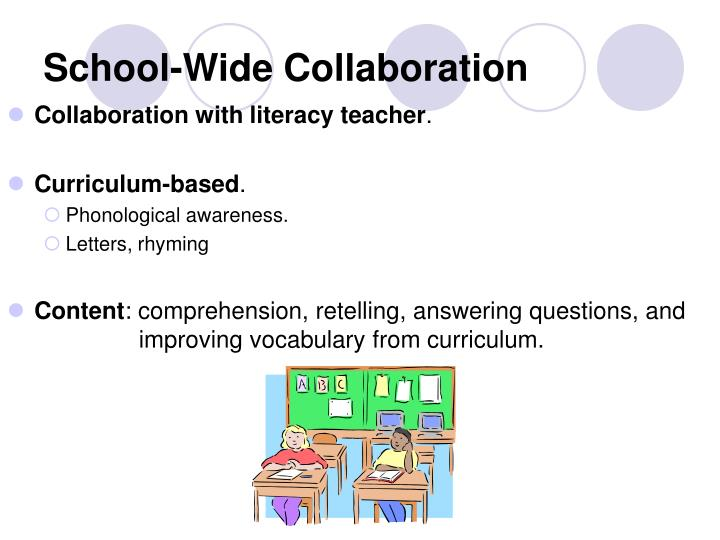 School-Wide Collaboration