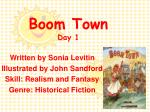 boom town day 1