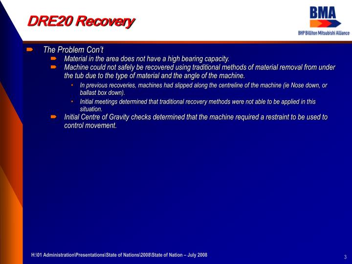 Dre20 recovery2