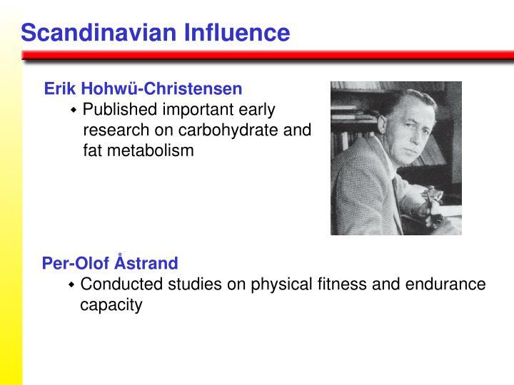 Scandinavian Influence