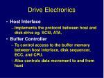 drive electronics1