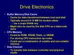 drive electronics4