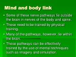 mind and body link1