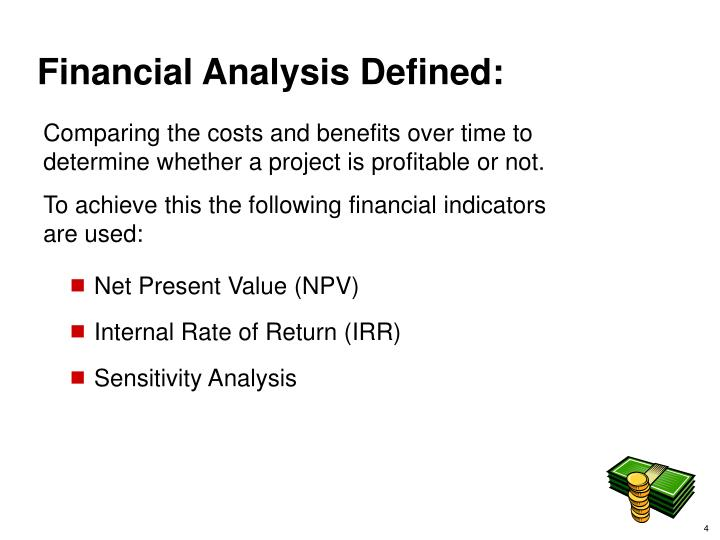 Financial Analysis Defined: