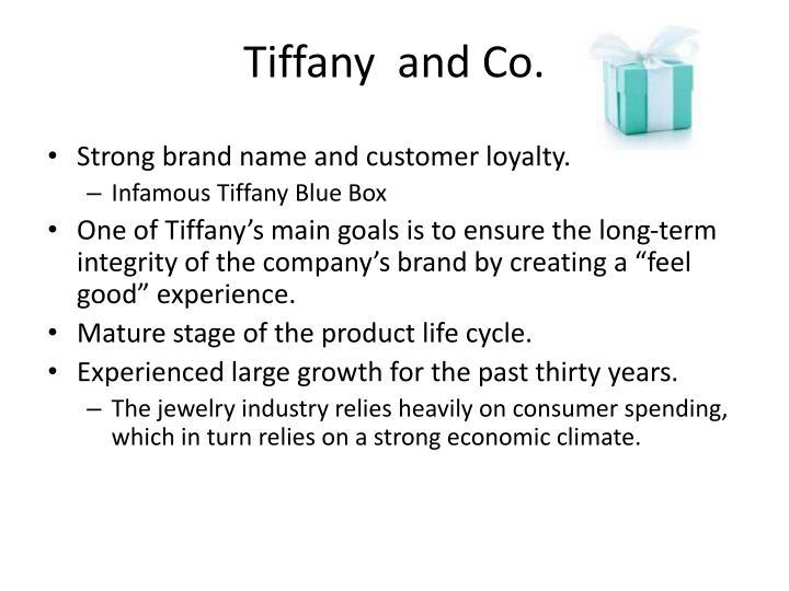 Tiffany and co1