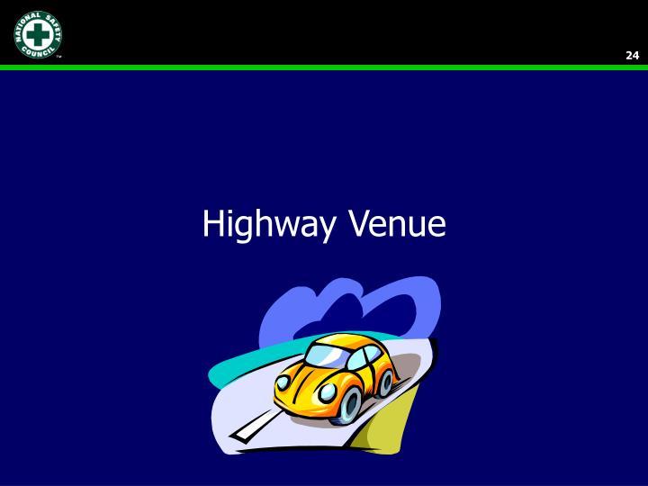 Highway Venue