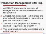 transaction management with sql1
